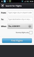 WorldMate Search Flights