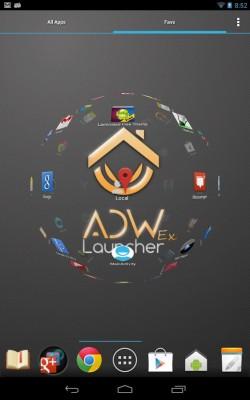 ADWLauncher EX 4