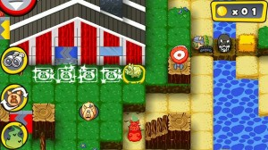 Aporkalypse Pigs of Doom in Game Play 1