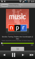 BeyondPod Podcast Player