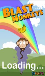 Blast Monkeys Loading screen