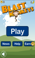 Blast Monkeys Menu