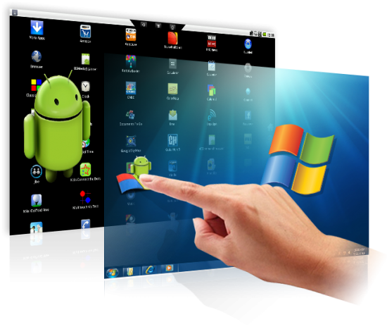 Run Android Apps on Windows 7 Computers with BlueStacks