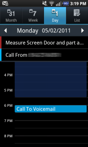 CallTrack Call History 3