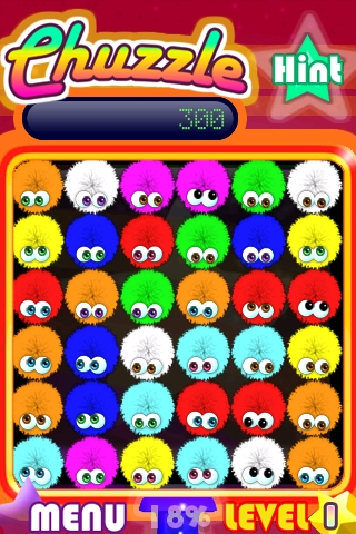 Chuzzle Highly Addictive Gem-Swap Game for Android