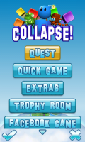 Collapse Main Menu