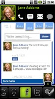 Contapps Contact Facebook Feed