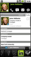 Contapps Contact Profile