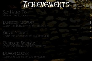 Deadly Chambers Achievements