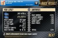 Drag Racing End Race