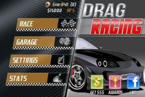 Drag Racing Main