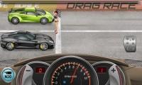Drag Racing Race Start