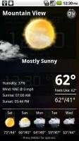 Fancy Widget Pro Weather Animation