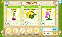 Farm Story Crops