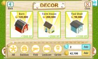 Farm Story Decroations