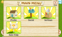 Farm Story Menu
