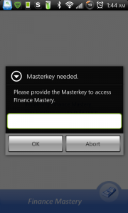 Finance Mastery Master Key