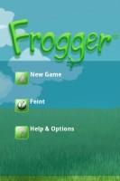 Frogger Main