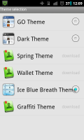 GO Contacts Themes