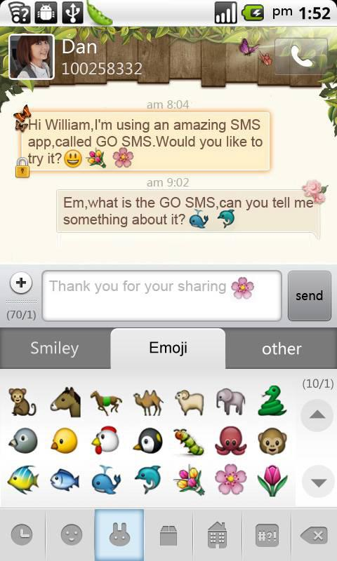 GO SMS Pro The Ultimate Text Messaging App For Staying In Touch