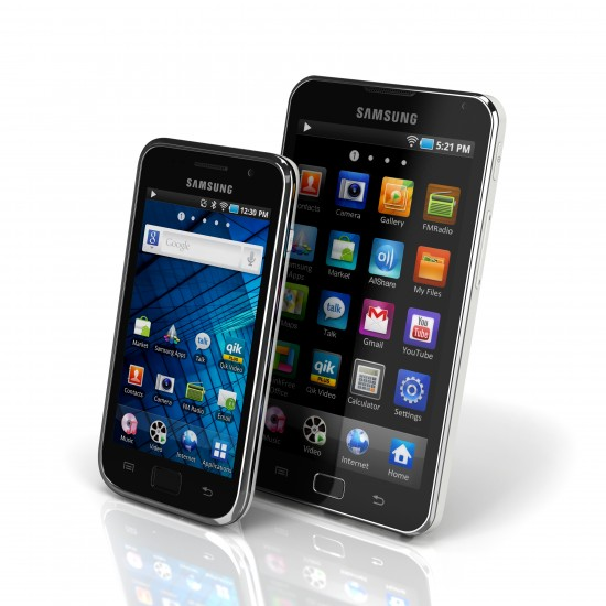 Samsung launches two new devices in the Galaxy S family