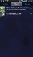 Google Music Album View