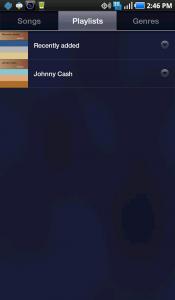 Google Music Playlists