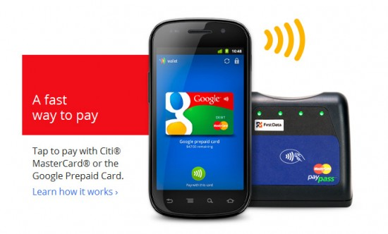 Are you ready to wave your phone and Pay? Coming soon with Google Wallet and Sprint's Nexus S 4G!