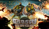 Gun Bros Title Screen