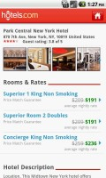 Hotels Rooms and Rates