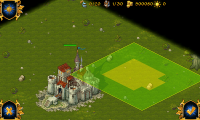 Majesty Placing Buildings