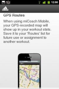 MiCoach GPS