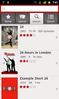 Netflix Search