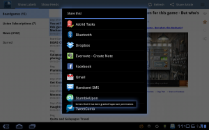 Newsr Share Options