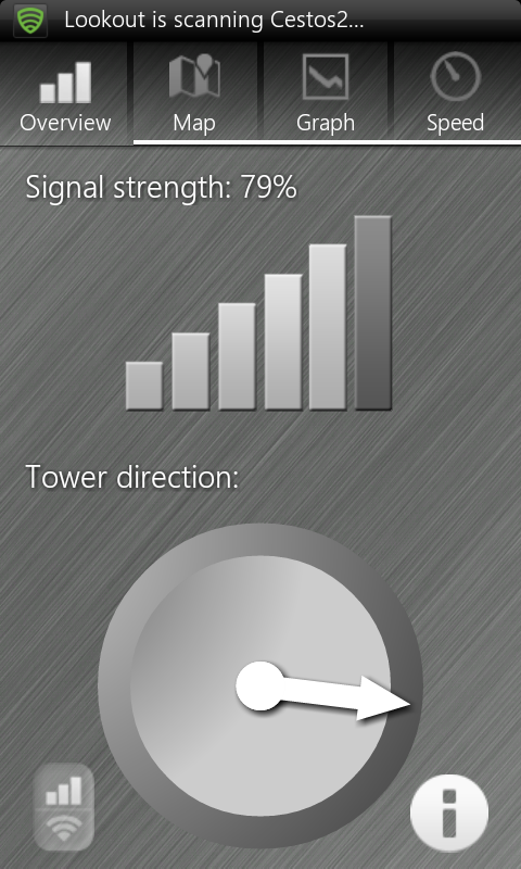 Open Signal Maps the Wi-Fi and Cellular Signal Finding App