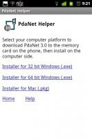PDAnet Helper