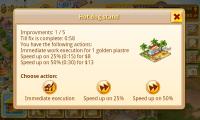 Paradise Island Building Info