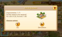 Paradise Island Repair