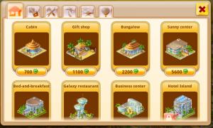 Paradise Island Shop