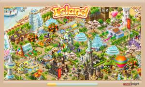 Paradise Island Start Up