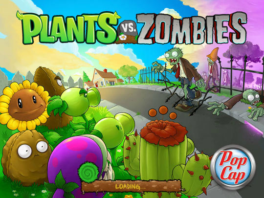 Popcap to Release Chuzzle, Plants vs Zombies on Amazon Market – Will be Free Apps of the Day