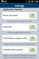 PocketCloud Settings 2