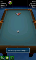 Pool Break Pro 8 Ball