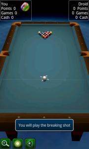 Pool Break Pro 8 Ball