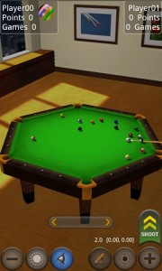 Pool Break Pro Game Play 1