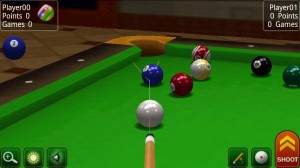 Pool Break Pro Game Play 2