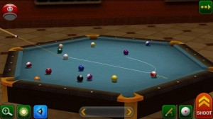 Pool Break Pro Game Play 3