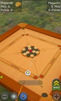 Pool Break Pro Playing Carrom