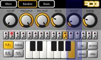 RD3 Groovebox - Bassline