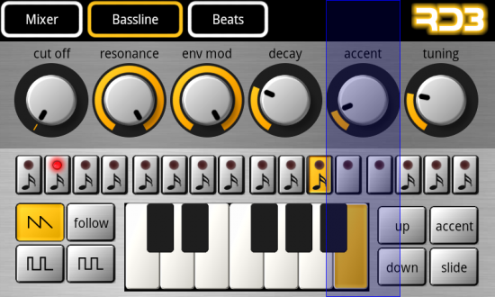 RD3 Groovebox a Powerful Audio Application to Create Your Own Dance Music